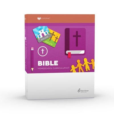 Lifepac Bible, Grade 2, Complete Set   -