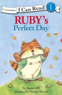 Ruby's Perfect Day  -     By: Susan Hill