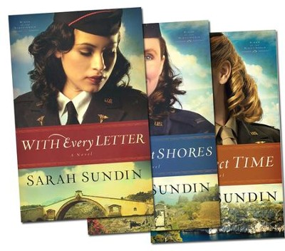 Wings of the Nightingale Series, Vols 1-3   -     By: Sarah Sundin