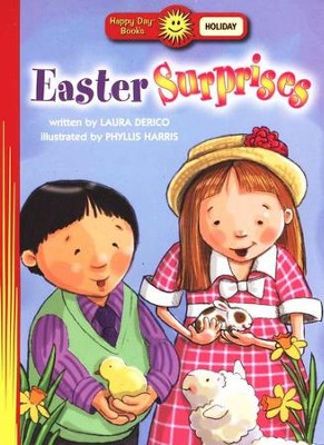 Happy Day Books, Holiday: Easter Surprises   -     By: Laura Derico