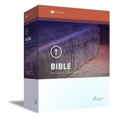 Lifepac Bible, Grade 9, Complete Set   -