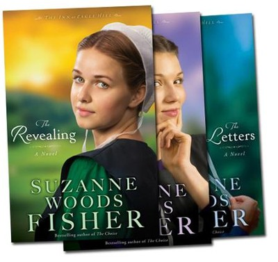 Inn At Eagle Hill Series, Vols. 1-3   -     By: Suzanne Woods Fisher