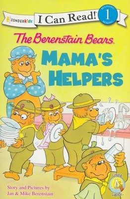 The Berenstain Bears Mama's Helpers  -     By: Jan Berenstain, Mike Berenstain