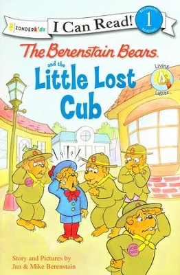 The Berenstain Bears and the Little Lost Cub   -     By: Jan Berenstain, Mike Berenstain