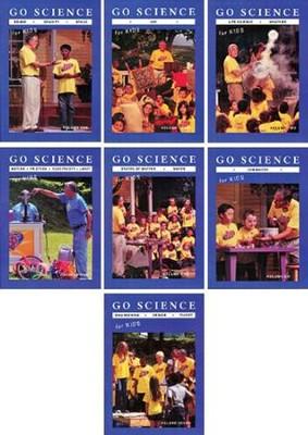 Go Science 2 For Kids DVD Set (7 DVDs)   -