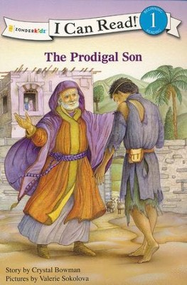 Prodigal Son  -     By: Crystal Bowman