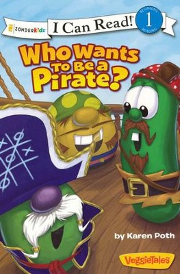 Who Wants to Be a Pirate?  -
