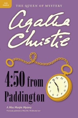 4:50 from Paddington - eBook  -     By: Agatha Christie