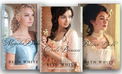 Gulf Coast Chronicles, Volumes 1-3  -     By: Beth White