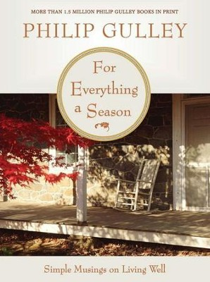 For Everything a Season - eBook  -     By: Philip Gulley