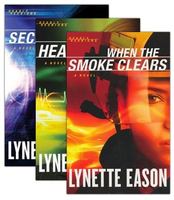 Deadly Reunions Series, Volumes 1-3  -     By: Lynette Eason