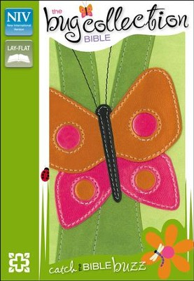 The NIV Bug Collection Bible, Italian Duo-Tone Butterfly  -