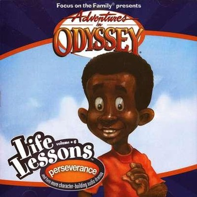 Adventures in Odyssey ® Life Lessons Series #6: Perseverance  -