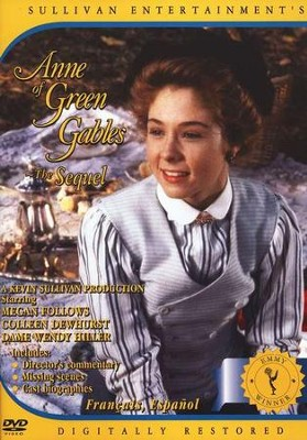 Anne of Green Gables, The Sequel DVD   -