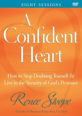 A Confident Heart DVD  -     By: Renee Swope