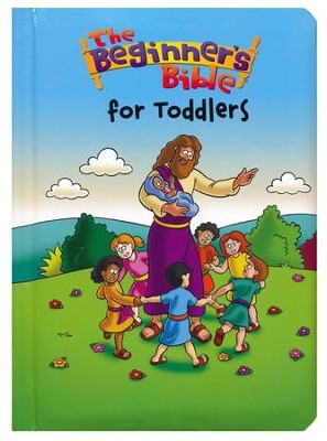 The Beginner's Bible for Toddlers--boardbook (slightly imperfect)  -