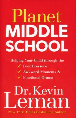 Planet Middle School, Hardcover   -     By: Dr. Kevin Leman