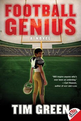 Football Genius - eBook  -     By: Tim Green
