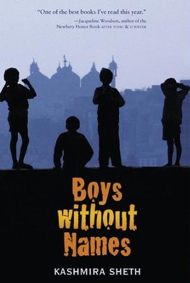 Boys Without Names - eBook  -     By: Kashmira Sheth