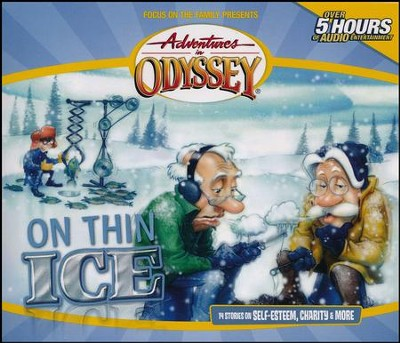 Adventures in Odyssey® 104: Lincoln, Part 1 of 2  [Download] -