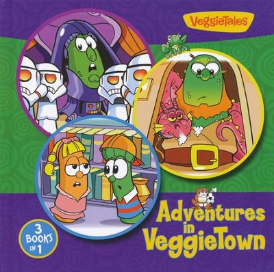 Adventures in VeggieTown  -