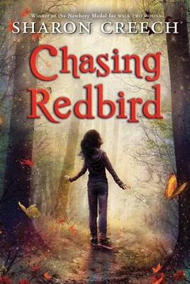 Chasing Redbird - eBook  -     By: Sharon Creech     Illustrated By: Marc Burckhardt