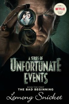 A Series of Unfortunate Events #1: The Bad Beginning - eBook  -     By: Lemony Snicket     Illustrated By: Brett Helquist