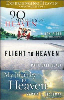 Experiencing Heaven: Three True Stories  - Slightly Imperfect  -     By: Don Piper, Marvin J. Besteman, Capt. Dale Black, Cecil Murphy