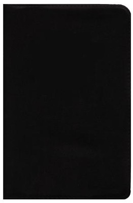 Santa Biblia NVI Letra Gigante, Piel Imit. Negra  (NVI Giant Print Bible, Imitation Leather, Black)   -