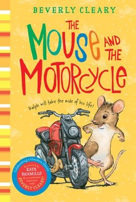 The Mouse and the Motorcycle - eBook  -     By: Beverly Cleary, Paul Zelinsky, Louis Darling