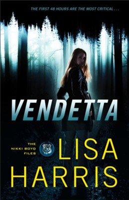 Vendetta #1 - Slightly Imperfect  -     By: Lisa Harris