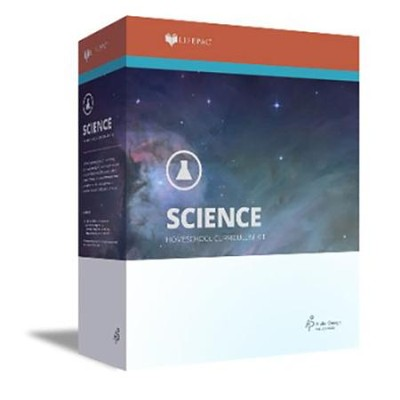 Lifepac Science, Grade 6, Complete Set   -