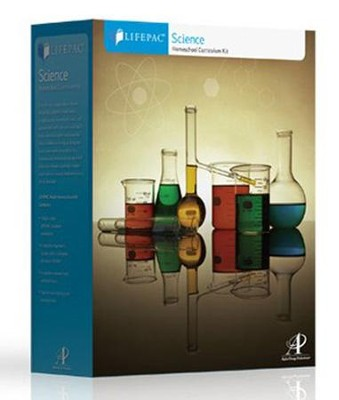 Lifepac Science, Grade 12 (Physics), Complete Set   -