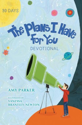 The Plans I have For You Devotional - Slightly Imperfect  -