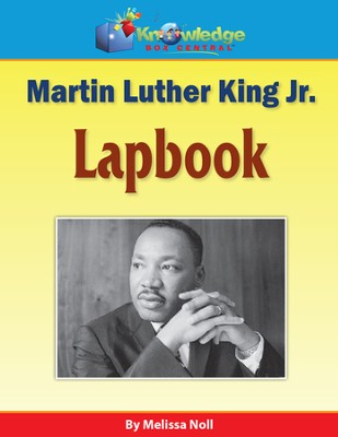 Martin Luther King Jr. Lapbook (Printed Edition)  -     By: Melissa Noll