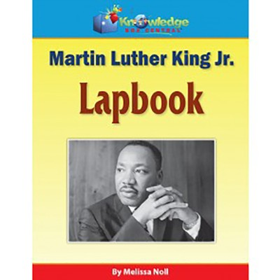 Martin Luther King Jr. Lapbook Kit  -     By: Melissa Noll