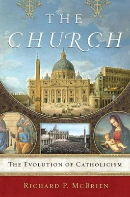 The Church - eBook  -     By: Richard P. McBrien