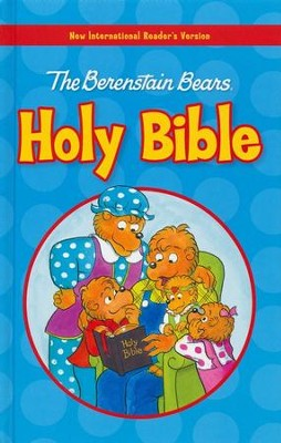 The Berenstain Bears Holy Bible, NIrV   -