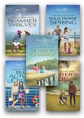 Sisters in All Seasons, Volumes 1 - 5  -     By: Lisa Williams Kline