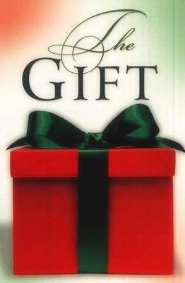 The Gift (KJV), Pack of 25 Tracts   -