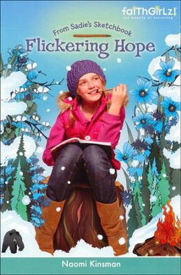Flickering Hope  -     By: Naomi Kinsman