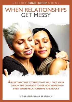When Relationships Get Messy DVD, Lifetree Small Group Series   -