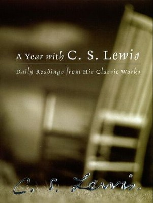 A Year with C. S. Lewis - eBook  -     By: C.S. Lewis