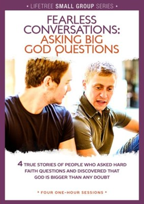 Fearless Conversations DVD, Lifetree Small Group Series   -