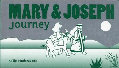 Mary and Joseph Journey  -     By: ZonderKidz