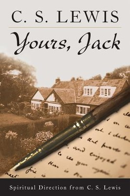 Yours, Jack - eBook  -     By: C.S. Lewis