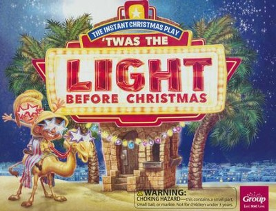 Twas the Light Before Christmas Kit: 9781470726959 - Christianbook.com