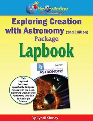 Lapbook Package Kit for Apologia's Exploring Creation with Astronomy (2nd Edition)  -     By: Cyndi Kinney
