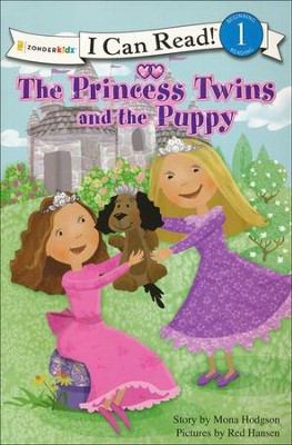 The Princess Twins and the Puppy  -     By: Mona Hodgson