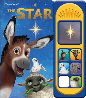 The Star: Play-A-Sound Book